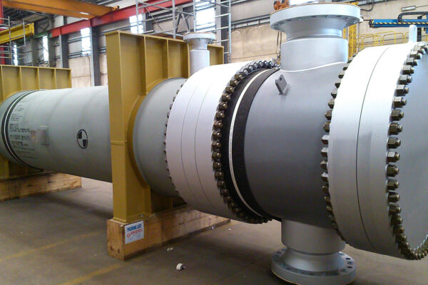 Carbon & low alloy s&t heat exchangers