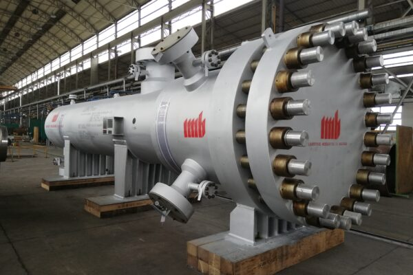 feed cold hot heat exchangers